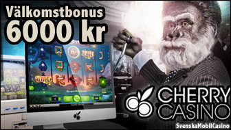 Cherry Casino startbonus